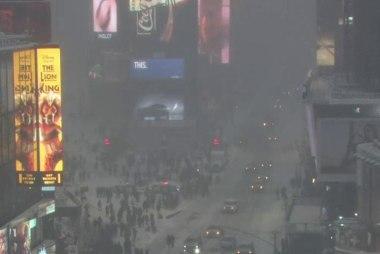 Travel ban begins at 2:30 in NYC