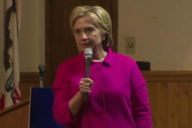 Will speech fees come back to haunt Clinton?
