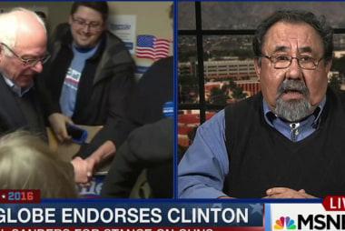 Dems criss-cross Iowa 7 days before caucus