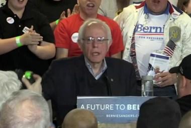 Clinton, Sanders sharpen attacks ahead of IA