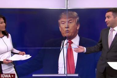 Trump refuses to attend tomorrow's GOP debate