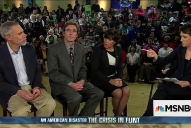 Mayor: 'Our trust has been broken' in Flint