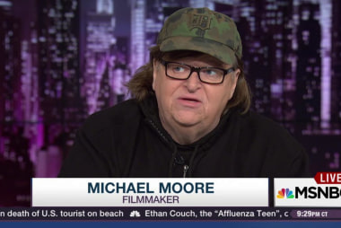 Michael Moore: 'Flint was forgotten'