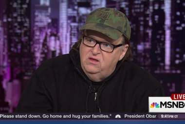 Michael Moore: 'Flint was forgotten' Part 2