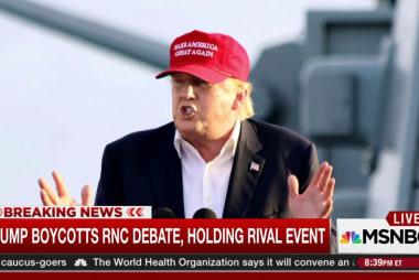 Trump event angers veterans