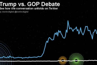 Trump vs. the GOP debate