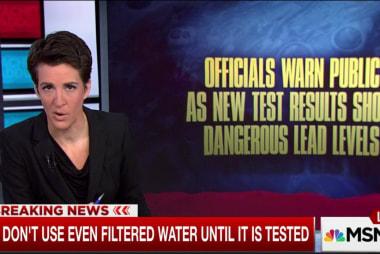 New tests show lead still a danger in Flint