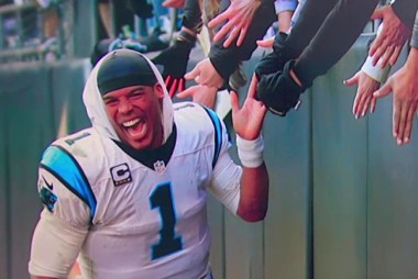 Cam Newton criticized for victory dances