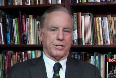 Howard Dean talks Iowa and 'angry outsiders'