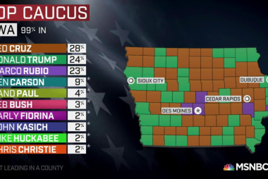 'Enormous' age gap impacts Dem Iowa vote