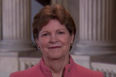 Sen. Shaheen expresses support for Clinton