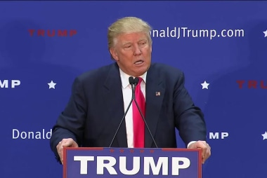 Trump leads NH polls, Rubio rising