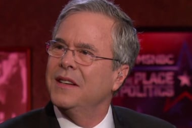 Rubio gifted but has no record, says Jeb