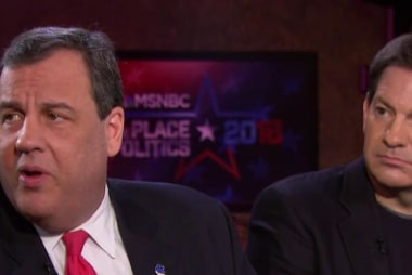 Christie: Whatever happens, I'm booked for SC