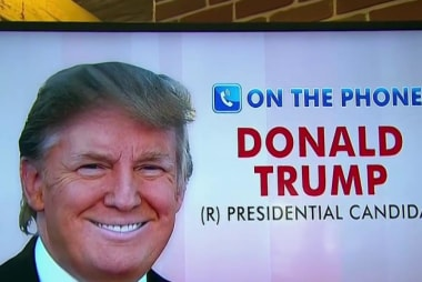 Trump: Jeb Bush is a stiff you wouldn't hire
