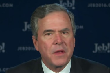 Jeb Bush: We have a long way to go