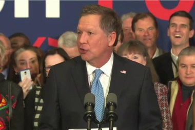 'Kasich is the guy of the hour'