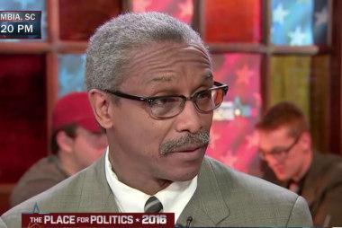 Sanders, Clinton vie for SC black vote