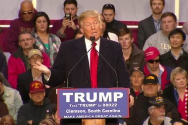 Trump: Cruz ad is 'so false'