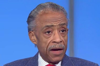 Rev. Al Sharpton on Dems and primary support