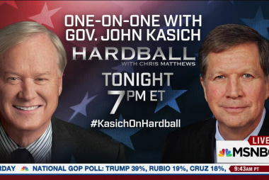 Kasich: It's hard for me to believe