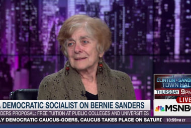 A Democratic socialist talks Sanders