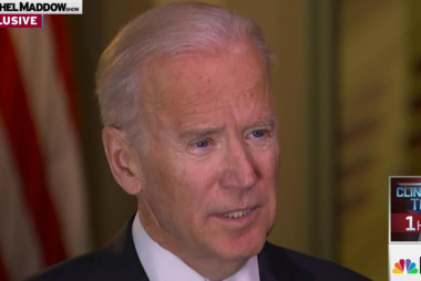 VP Biden: Trump could be nominated