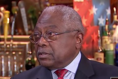 Rep. Clyburn: My heart has always been...