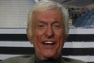 Dick Van Dyke shares his support for Sanders
