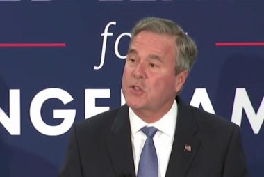 Jeb Bush: I am suspending my campaign