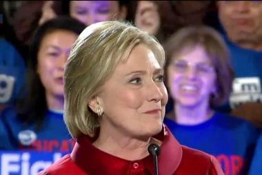Clinton wins Nevada, prepares for Super...