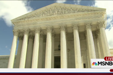 Supreme Court back in session after Scalia...