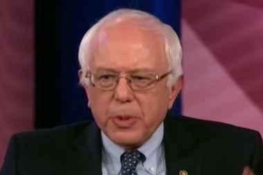 Sanders not giving up in South