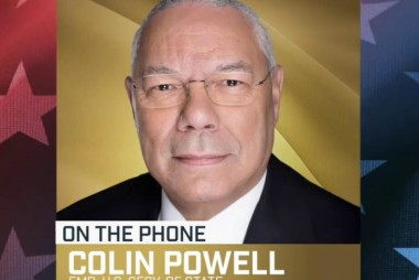Gen. Powell: 'I would like to see...