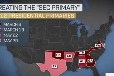 Creating the 'SEC primary'