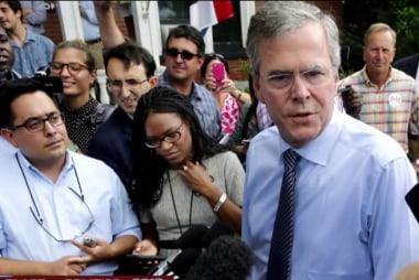 Lessons of a failed Bush campaign