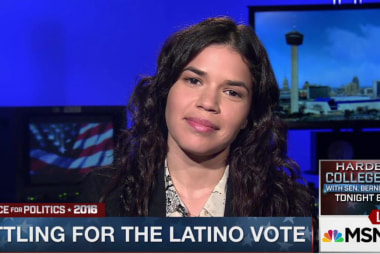 America Ferrera weighs in on 2016 race