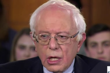 Sanders: Black Lives Matter a very 'real'...