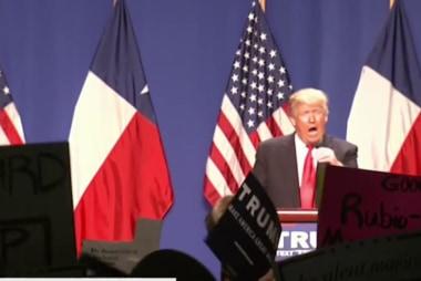TX GOP Chairman on Christie endorsement
