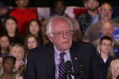 Sanders camp regroups after SC loss