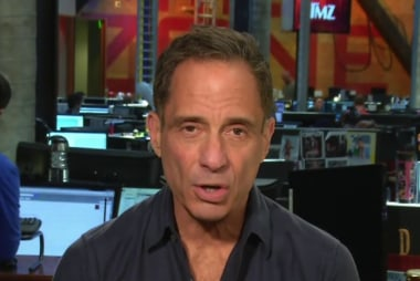 Harvey Levin on poss. LAPD knife discovery