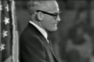 Similarities between Trump and Goldwater...