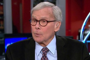 Tom Brokaw recalls Nancy Reagan's life