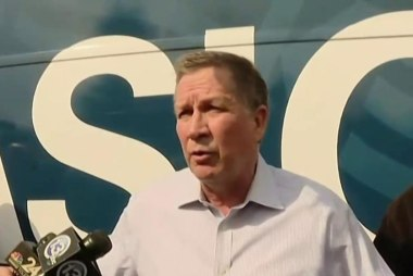 The Kasich campaign's Midwest strategy