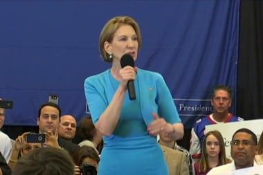 Will Fiorina's endorsement help Cruz?
