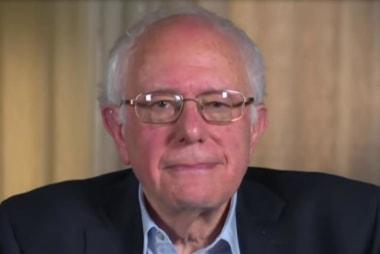 Sanders responds to big Michigan win