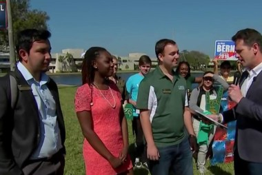Florida students talk 2016 primaries