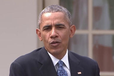 Obama: Trump isn't very different from the...