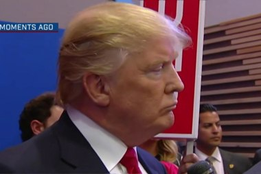 Trump on RNC money: I haven't thought...