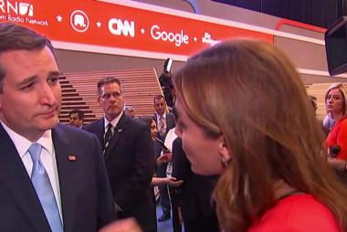 Cruz: Trump is like President Obama